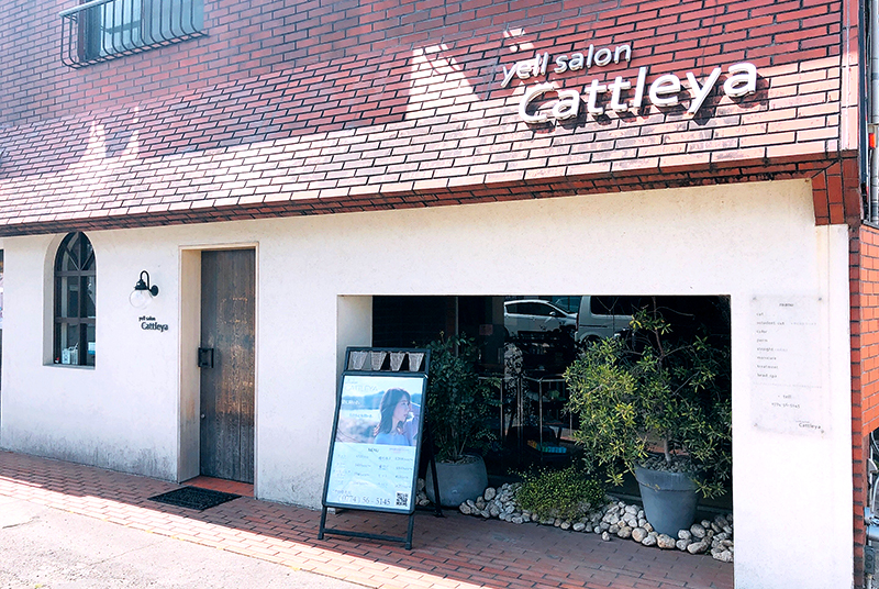 yell salon CATTLEYA 長池店